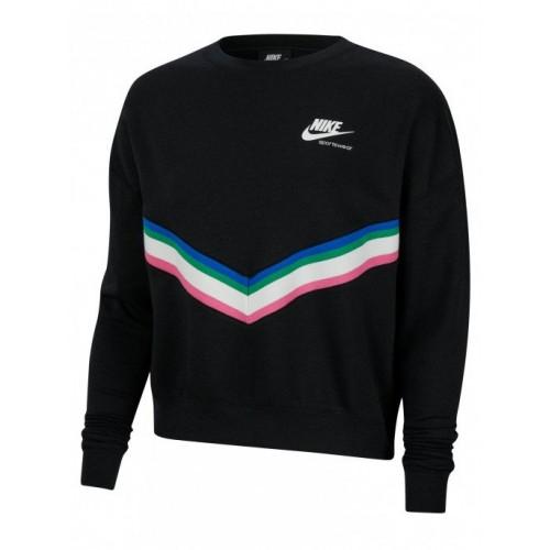 Дамскa блуза Nike W NSW HRTG CREW FLC