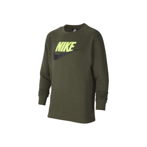 Детска блуза Nike B NSW CLUB FUTURA CREW