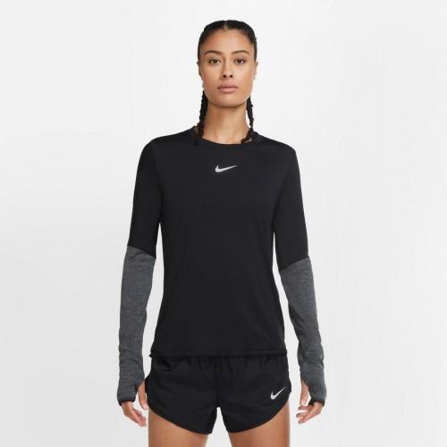 Дамскa блуза Nike W NK LS RUNWAY CORE