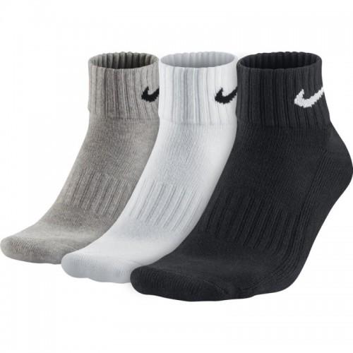 NIKE Чорапи U NK V CUSH ANKLE- 3P VALUE