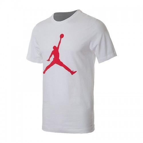 Мъжка тениска M J JUMPMAN SS CREW