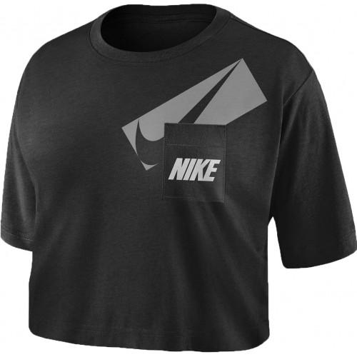 Дамска тениска NIKE W NK DRY OC F SWOOSH SS TEE