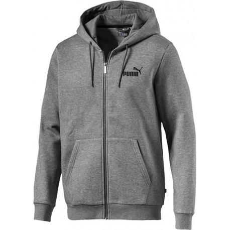 Мъжкo горно Puma Essentials Fleece Hooded Jacket