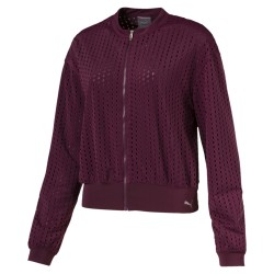 Дамско горнище Puma Luxe Zip-Up Women's Jacket