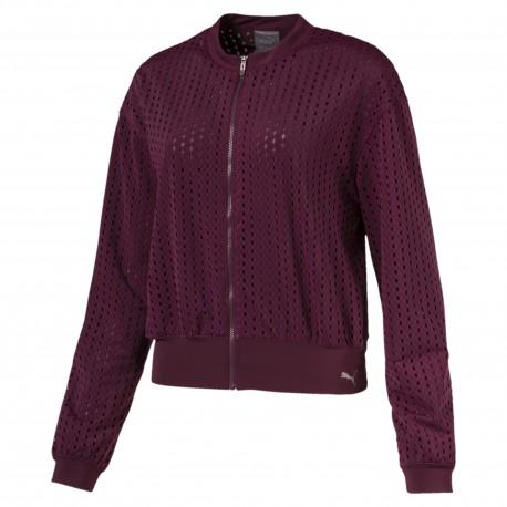 Дамско горнище Puma Luxe Zip-Up Women's Jacket