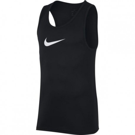 Мъжки потник NIKE M NK DRY TOP SL CROSSOVER BB