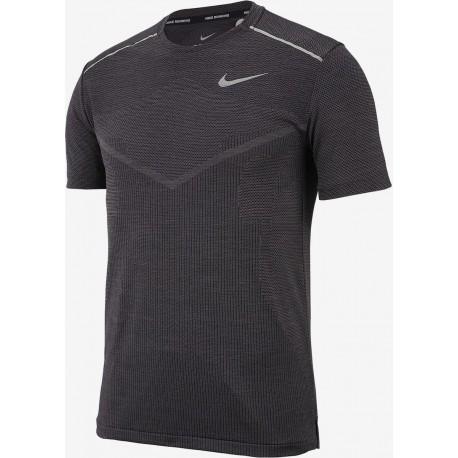 Мъжка тениска NIKE M NK TECHKNIT ULTRA TOP SS