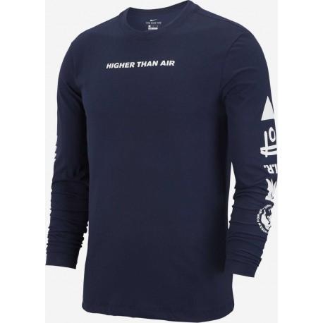 Мъжка блуза NIKE M NK DRY RUN DFC LS SEASONAL