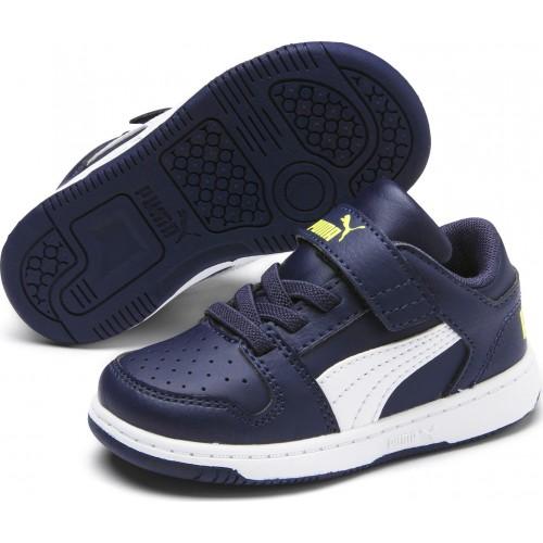 Детски кецове Puma Rebound Layup Lo V Inf Sneaker Junior