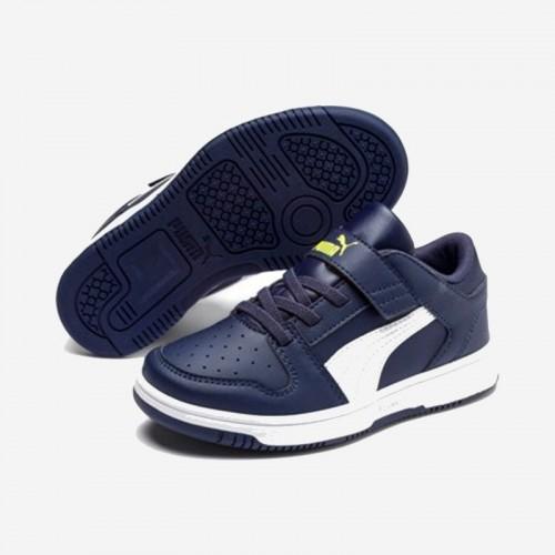 Детски кецове Puma Rebound Layup Lo V PS Sneaker Junior
