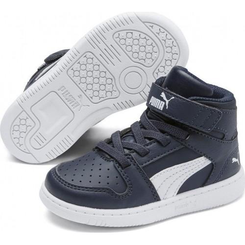 Детски кецове Puma Rebound Layup MID V Inf Sneaker Junior