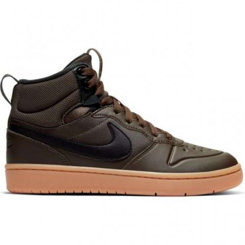 Юношески кецове Nike Court Borough Mid 2 Boot